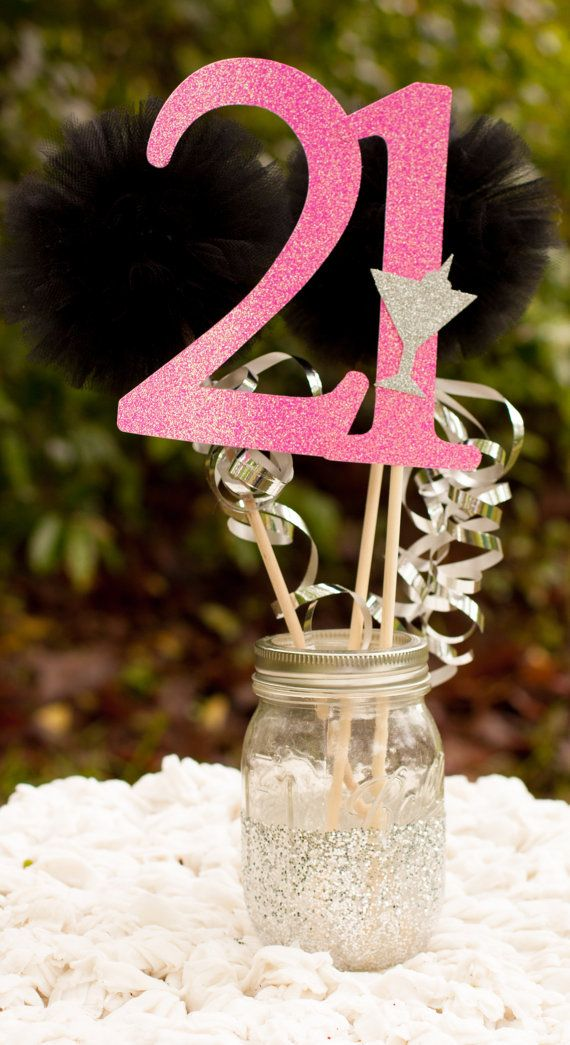 picture centerpieces for birthday party ; 8ced2385f293ddaa64d31fc75a6b3790