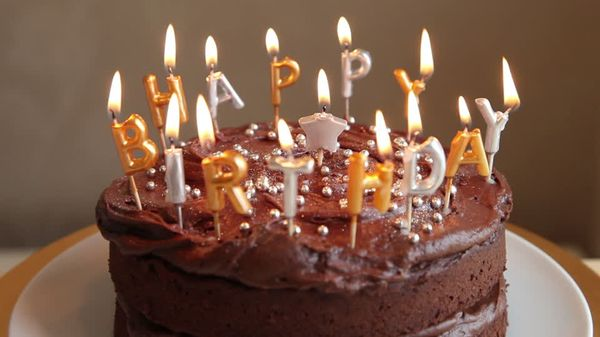 picture of birthday cake with burning candles ; 23-happy-birthday-cake-with-burning-candles-photos