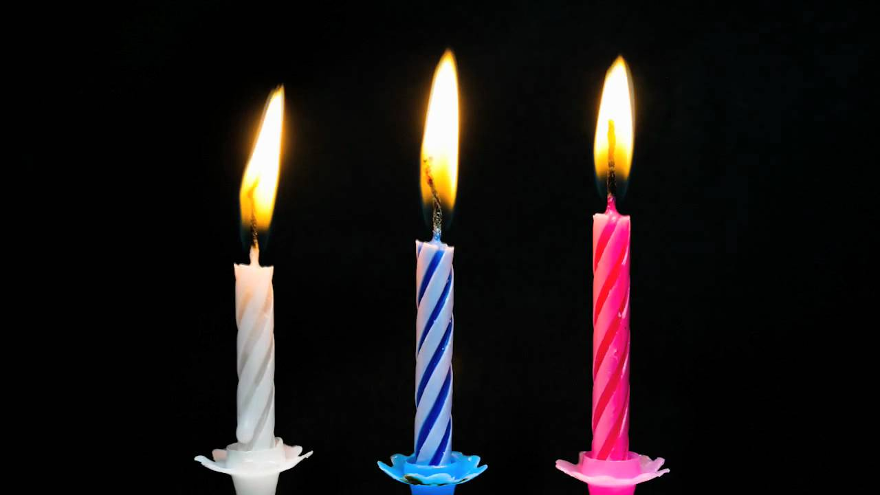 picture of birthday candles burning ; maxresdefault