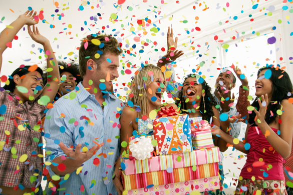 picture of birthday party celebration ; 21st-birthday-party