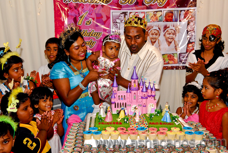 picture of birthday party celebration ; Roshini-217