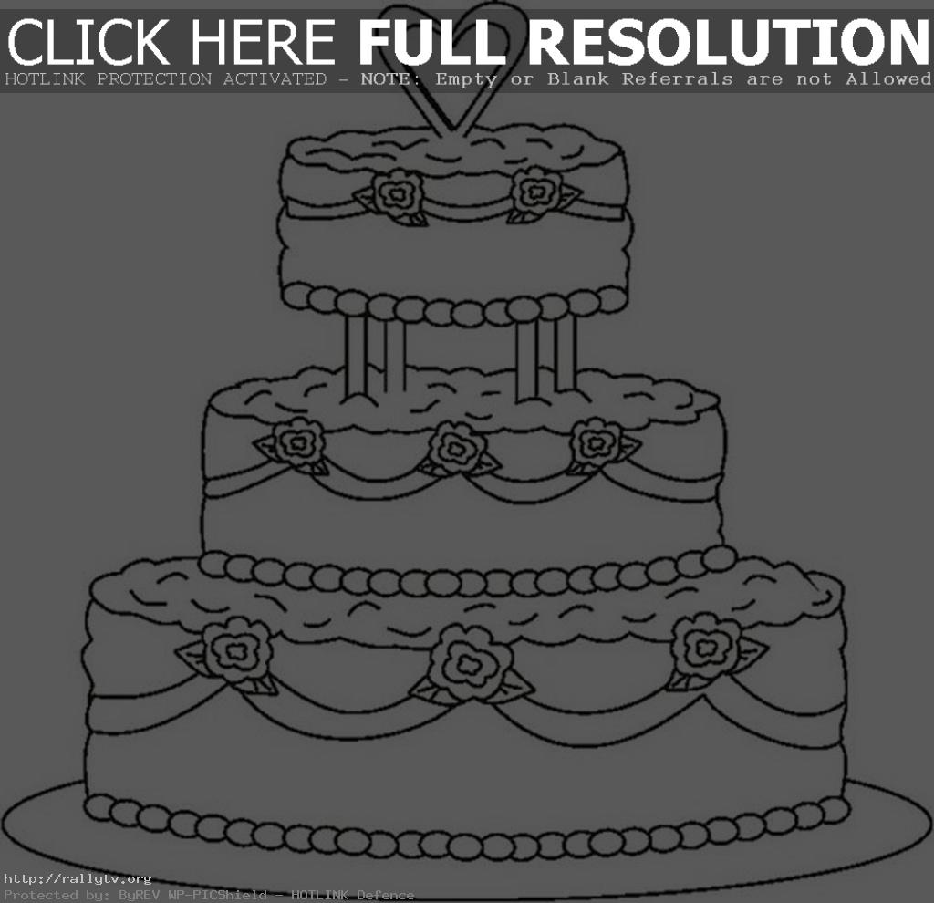 pictures of birthday cakes to colour in ; birthday-cake-coloring-pages-printable-archives-within-page-5aad1e59ee4a7
