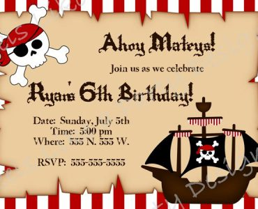 pirate birthday invitations with photo ; pirate-birthday-invitations-with-bewitching-Birthday-Invitation-Templates-as-a-result-of-an-application-using-a-felicitous-concept-7-370x300