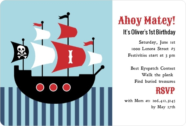 pirate birthday invitations with photo ; pirate-ship-birthday-party-invitations_2051_1_large_rounded