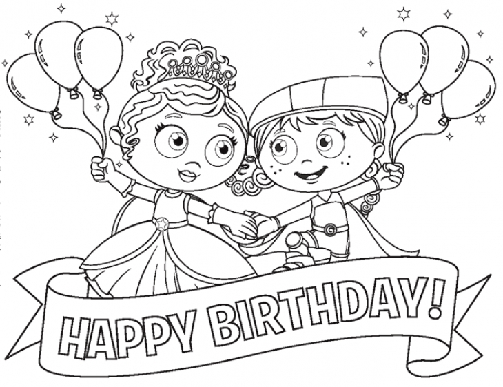 princess birthday coloring pages ; 2baca2c5006a552a585685f7d92d1154