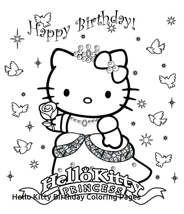 princess birthday coloring pages ; coloring-pages-for-hello-kitty-princess-regarding-birthday-plan-8