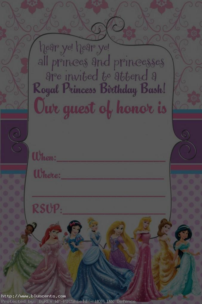 princess birthday invitation template ; disney-princess-birthday-invitations-templates-1