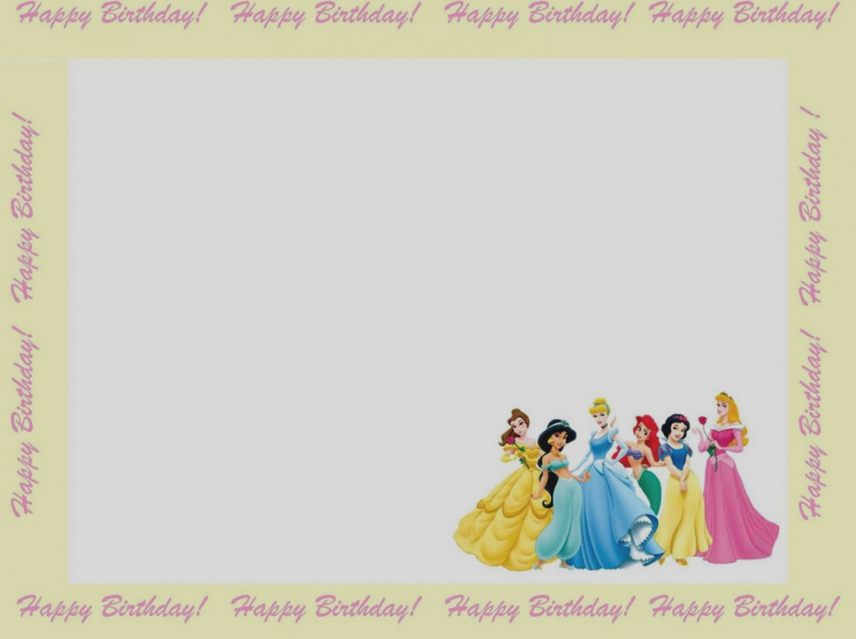 princess birthday invitation template ; elegant-of-disney-princess-party-invitation-template-birthday-invitations-templates