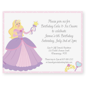 princess birthday invitation template ; princess-party-invitation-templates-princess-party-invites-princess-party-invites-free-templates