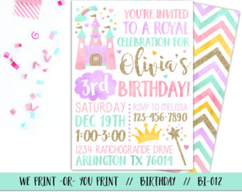 princess birthday invitations with photo ; princess-birthday-invitations-with-enchanting-surroundings-of-your-Birthday-Invitation-Cards-invitation-card-and-best-arrangement-8