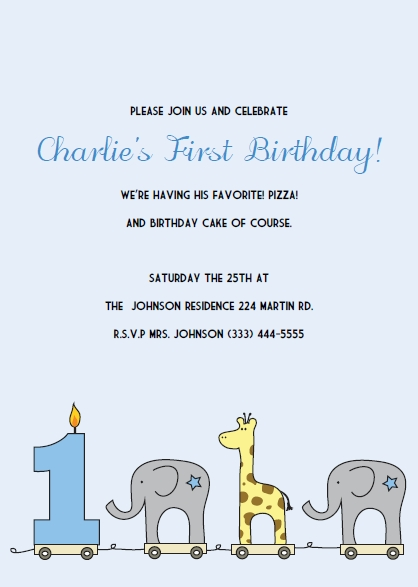 printable 1st birthday cards ; PBI-1stbday-giraffe-elephant-blue