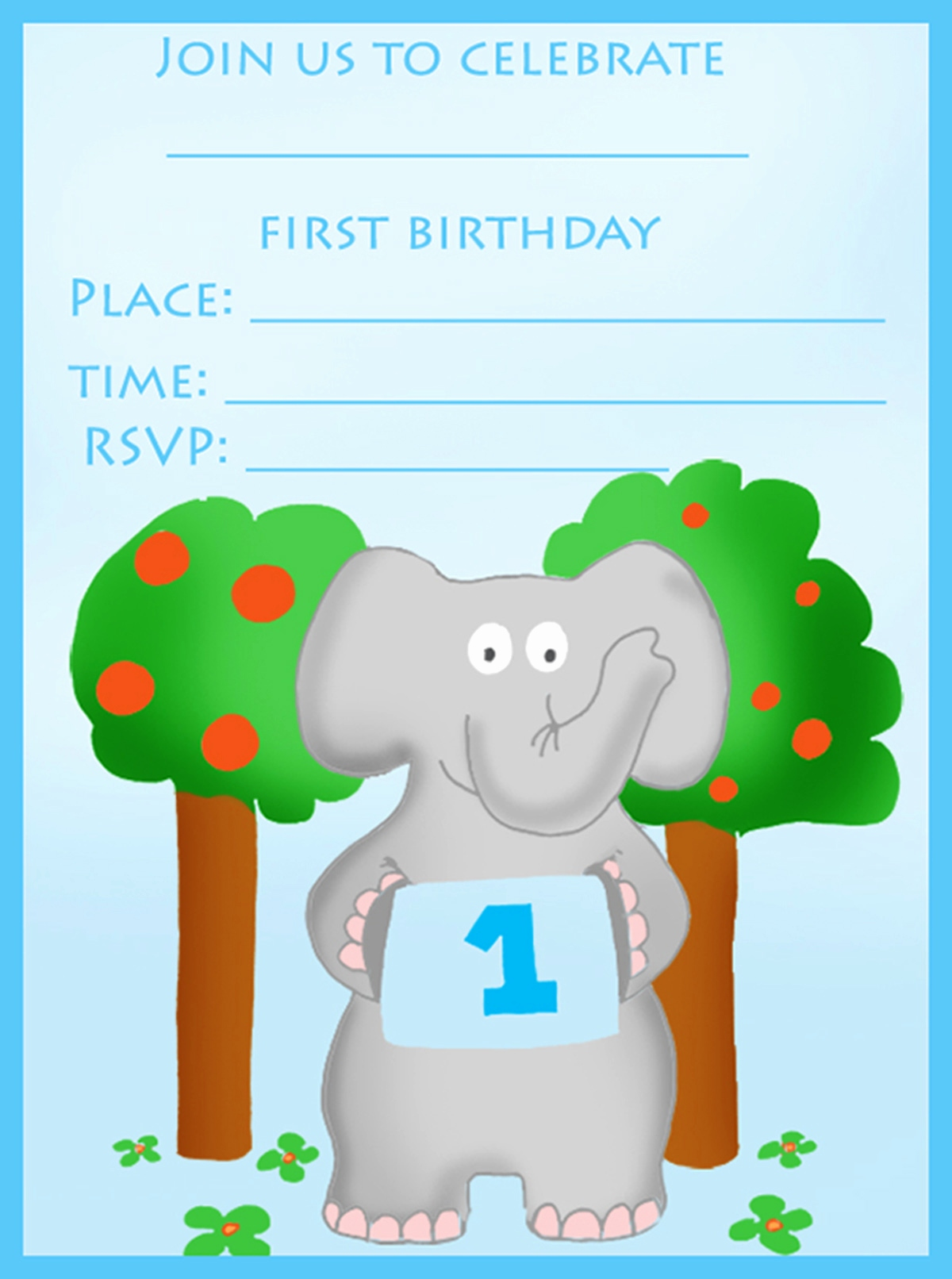 printable 1st birthday cards ; elephant-birthday-cards-beautiful-find-your-printable-1st-birthday-invitation-here-of-elephant-birthday-cards
