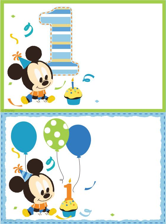 printable baby birthday invitations ; Free-Printable-Mickey-Mouse-Blank-Invitation-Template