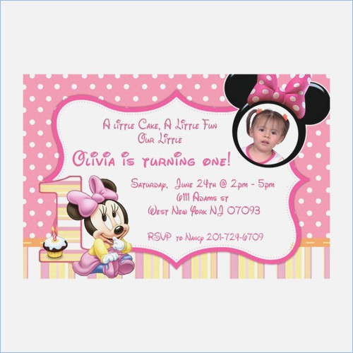 printable baby birthday invitations ; printable-baby-minnie-mouse-first-birthday-invitations-cards-with-of-minnie-mouse-birthday-invitation-cards