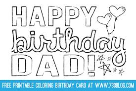 printable birthday cards for dad ; contemporary-printable-birthday-cards-for-dad-from-daughter-free-printable-coloring-birthday-card-with-love-baloons-and-stars-desingn-for-birthday-cards