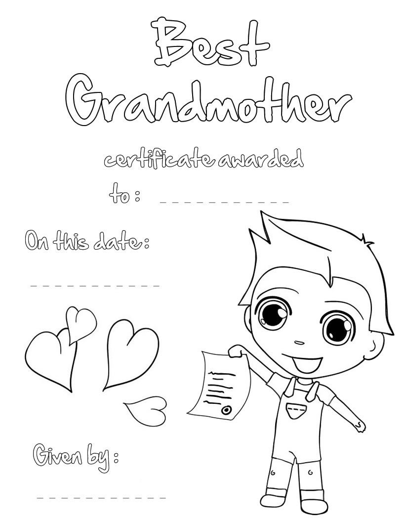 printable coloring birthday cards for grandma ; 4bd04d90812cbe74388a6d27236e0601