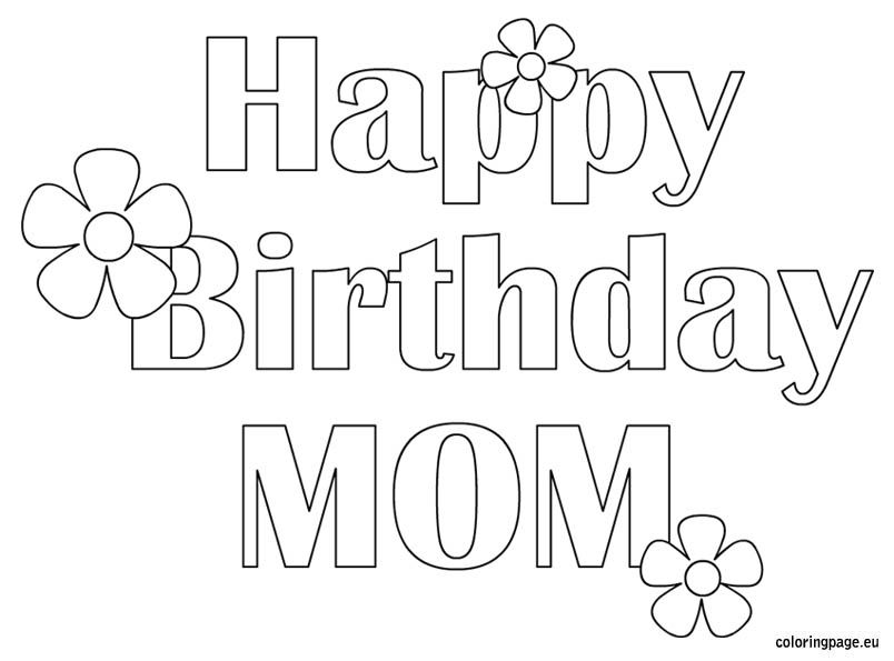 printable coloring birthday cards for mom ; dd129dd81bf20833a63768f3f4e249d0