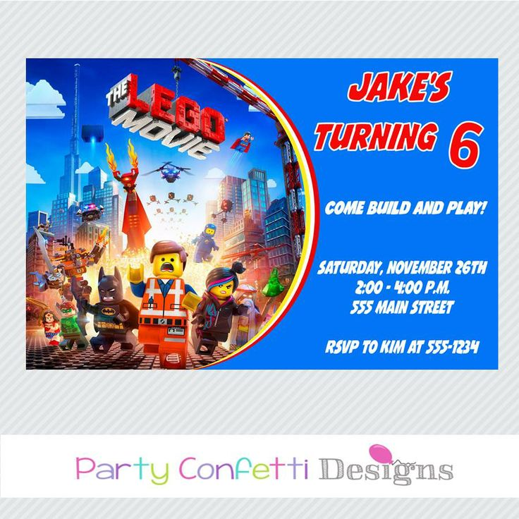 printable lego movie birthday invitations ; lego-movie-birthday-to-help-you-choose-the-idea-of-your-astounding-Birthday-invitations-6