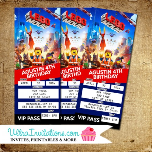 printable lego movie birthday invitations ; lego-movie-ticket-invitations-216-500x500
