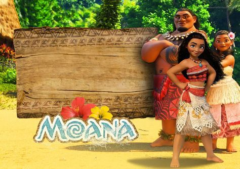 printable moana birthday card ; 5bfaef8952c0b8bf9e128486a0f166c2