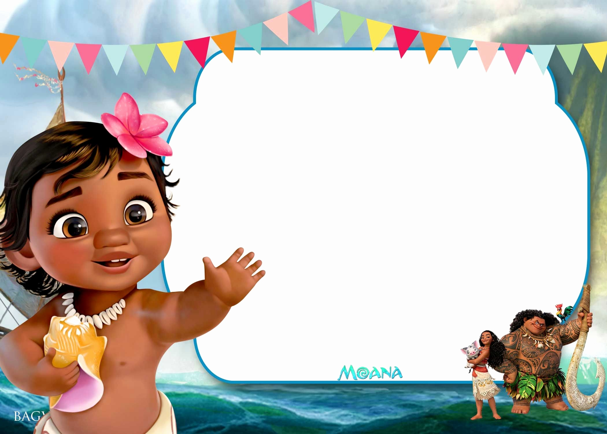 printable moana birthday card ; disney-moana-birthday-card-inspirational-free-printable-little-moana-birthday-and-baby-shower-invitation-of-disney-moana-birthday-card