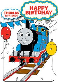 printable thomas the train birthday card ; thomas-the-train-birthday-card-rectangle-potrait-blue-white-yellow-thomas-and-friends-birthday-card-200%25C3%2597283-greetings-cards-cute-collection
