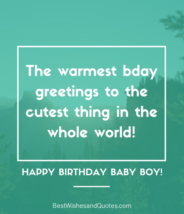 quote for baby boy birthday ; happy-birthday-to-my-baby-boy