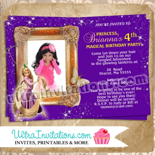 rapunzel birthday wish ; Rapunzel_Tangled_Photo_Card-Invitations_2-500x500