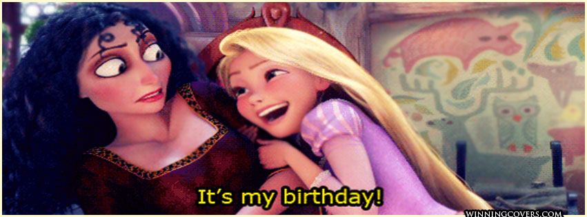 rapunzel birthday wish ; original