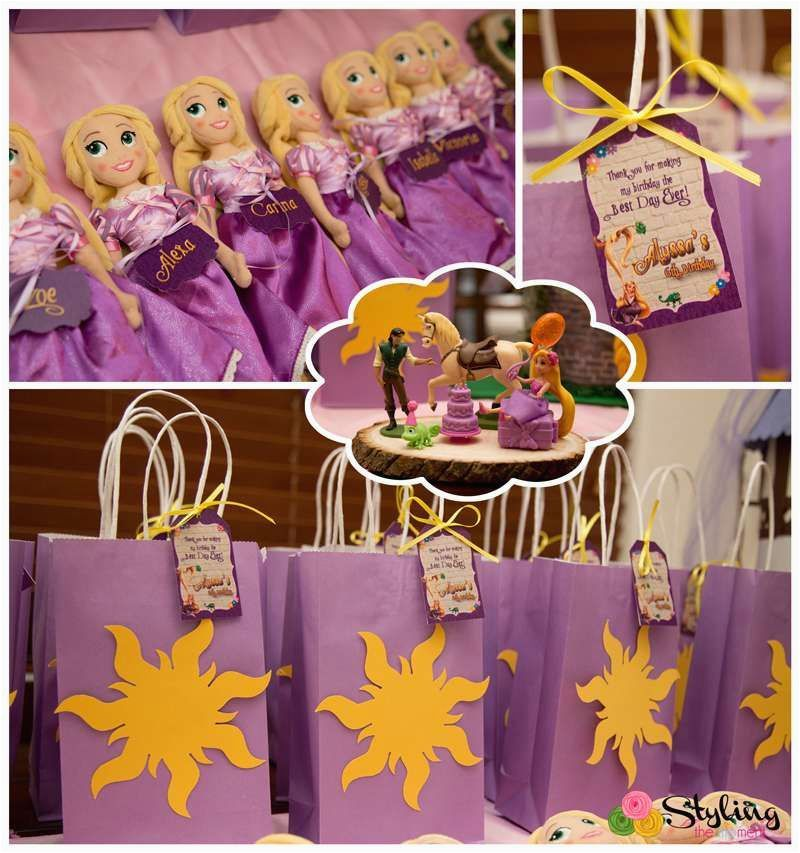 rapunzel birthday wish ; rapunzel-birthday-party-decoration-ideas-lovely-love-the-plates-into-skillets-wish-i-had-thought-of-that-of-rapunzel-birthday-party-decoration-ideas