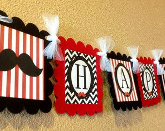 red and white happy birthday banner ; 79a6c548b40eec5647d47e74bf5f114d