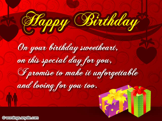 romantic birthday card messages for boyfriend ; 20-Cute-and-Romantic-Birthday-Wishes-with-Images-8