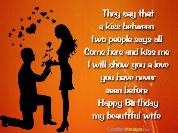romantic birthday card messages for wife ; Romantic-Birthday-Messages-for-Wife