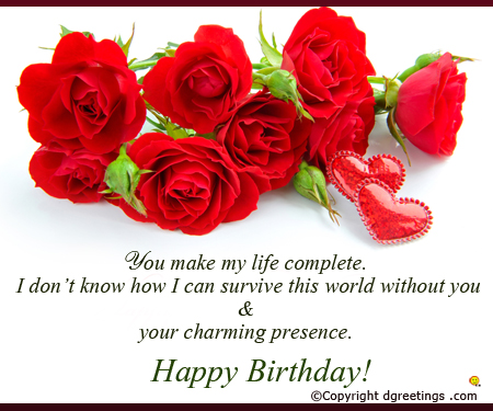 romantic birthday card messages for wife ; Wife%2520birthday_1