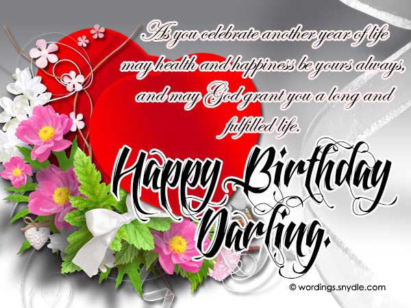 romantic birthday card messages for wife ; birthday-wishes-greetings-for-wife
