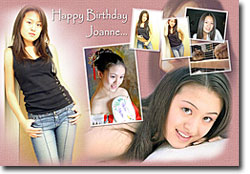 sample picture collage for birthday ; 5611