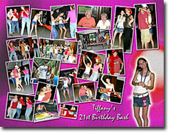 sample picture collage for birthday ; 6091
