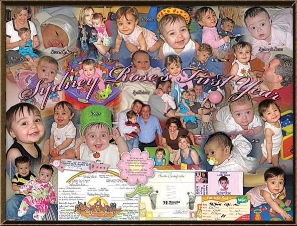 sample picture collage for birthday ; baby-photo-collage