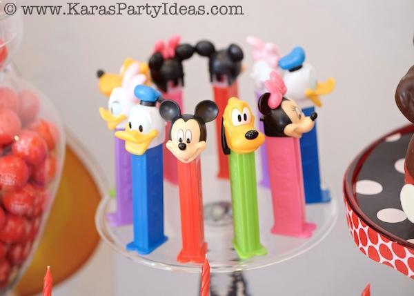 sample pictures of birthday giveaways ; mickey-25