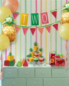 second birthday party themes ; 981fa8acef2ba635e34da1af8e40aaab--theme-parties-party-themes