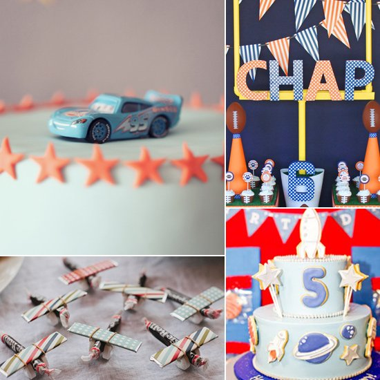 second birthday party themes ; Boys-Birthday-Party-Themes