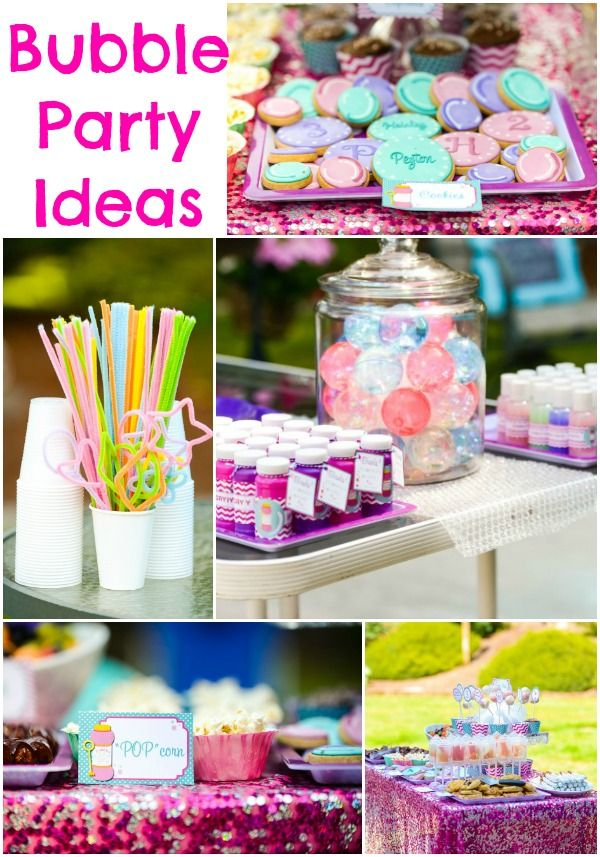 second birthday party themes ; a317fb1344ee281ffc30d78046dba79a--bubble-birthday-bubble-party