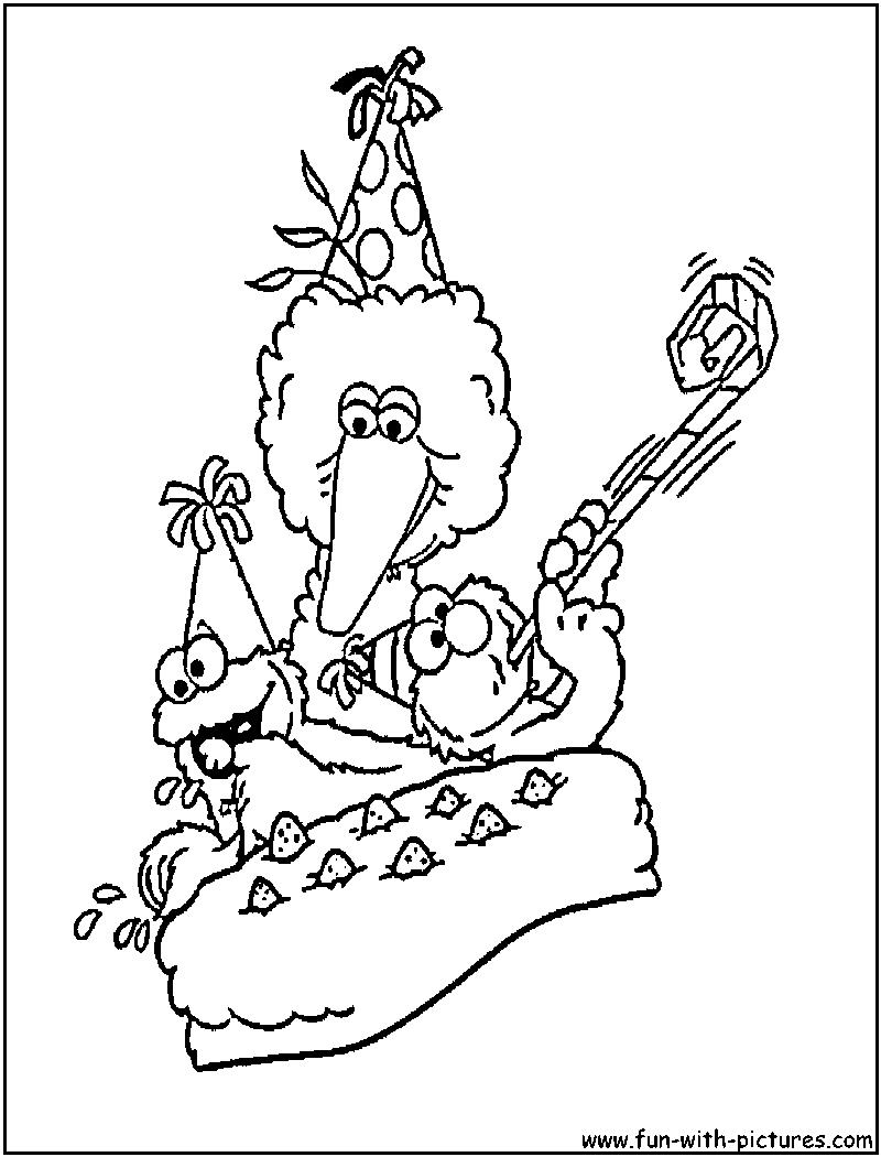 sesame street birthday coloring book ; elmo-birthday-coloring-pages-sesame-street-free-printable-orango