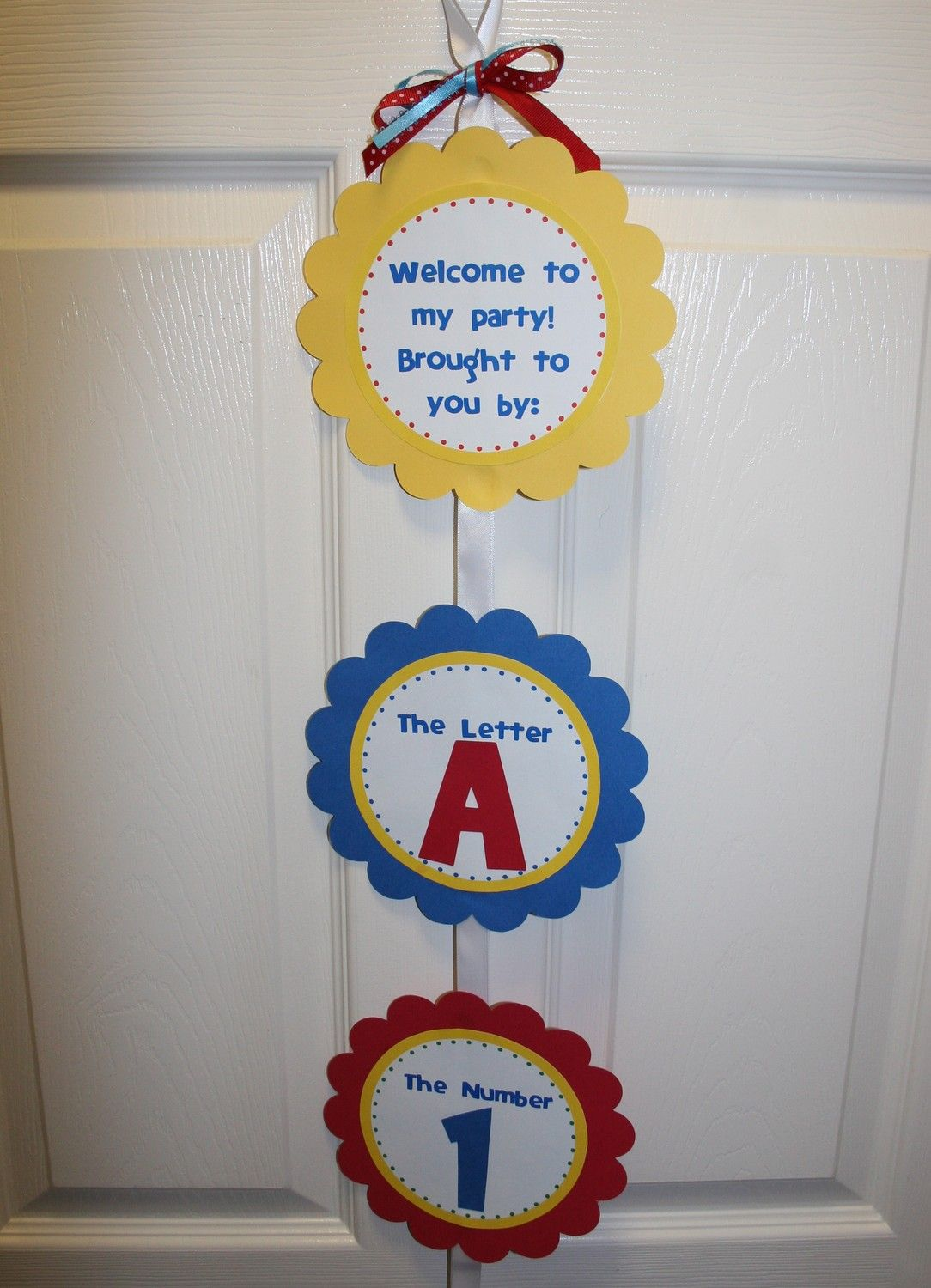 sesame street birthday door sign ; 1e502f6dd5c61c32d4d4a667cd310eb3