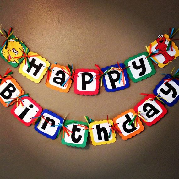 sesame street birthday door sign ; 400f750f0a643576b0d7d1be1694b94b--elmo-birthday-party-ideas-elmo-party