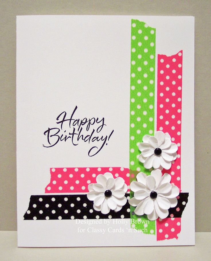 simple birthday card design ideas ; simple-greeting-cards-25-unique-easy-handmade-cards-ideas-on-pinterest-easy-birthday