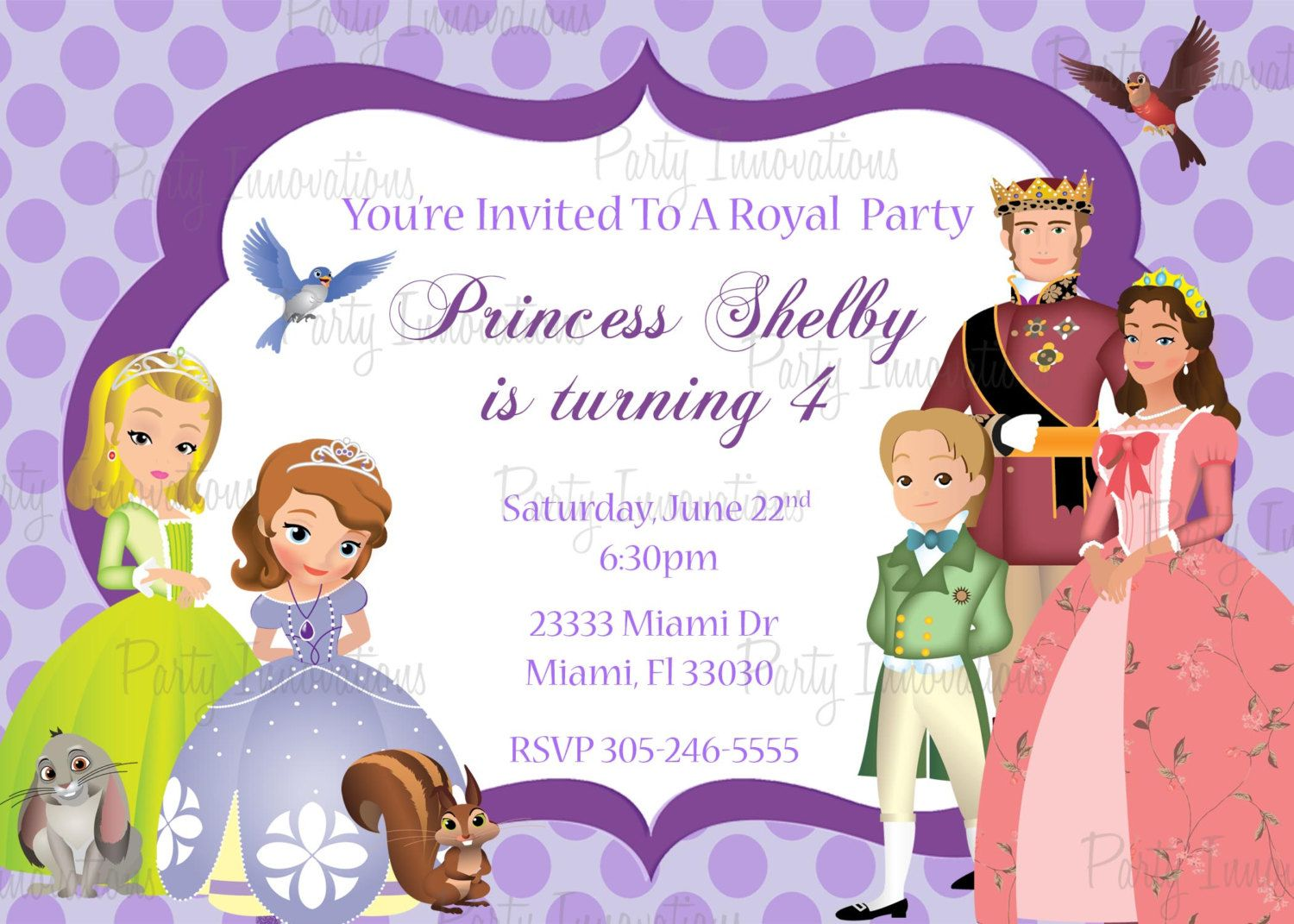 sofia the first birthday wallpaper ; 76c0315268830be46c07d2a84f8bfca8