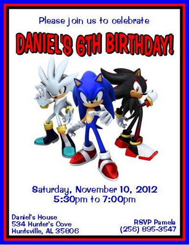 sonic birthday invitation templates ; 12_printed_sonic_the_hedgehog_personalized_birthday_invitations_-3_styles_available_1aa8d47e