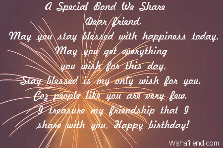 special happy birthday poems ; 2638-friends-birthday-poems