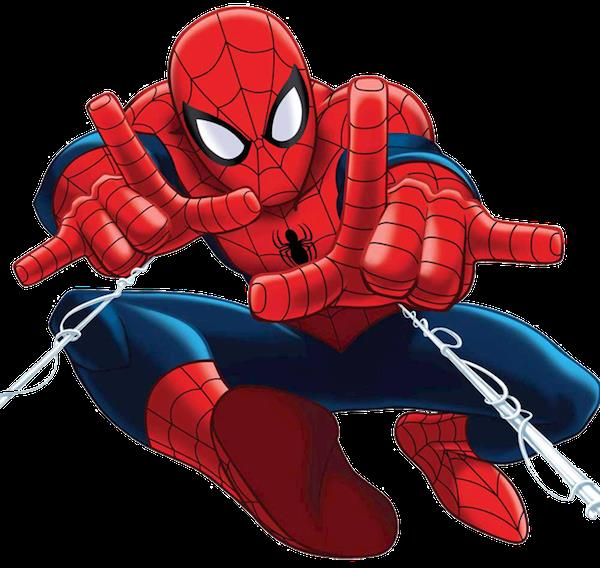 spiderman birthday wallpaper ; spiderman-clipart-2
